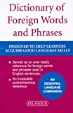 Dictionary of Foreign Words and Phrases, Pelanduk Publications Staff, 9679787214