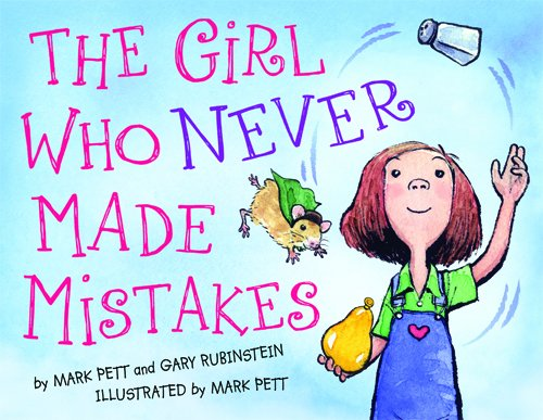 The Girl Who Never Made Mistakes by Mark Pett (Image #2)