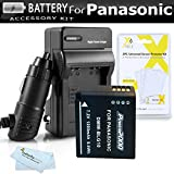Best Charger Kit For Panasonic Lumixes - Battery and Charger Kit For Panasonic LUMIX DMC-ZS100 Review