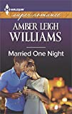 Married One Night (Harlequin Super Romance)