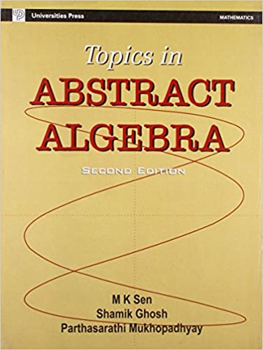 tracpinsskyb • Blog Archive • Topics in abstract algebra sen ghosh