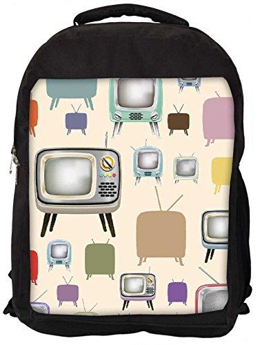 Snoogg Laptop-Rucksack beiläufige Schulrucksack Nb4TGY