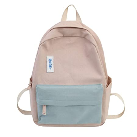 Amazon.com: CHUNKUNA School Backpack, Student Lightweight ...