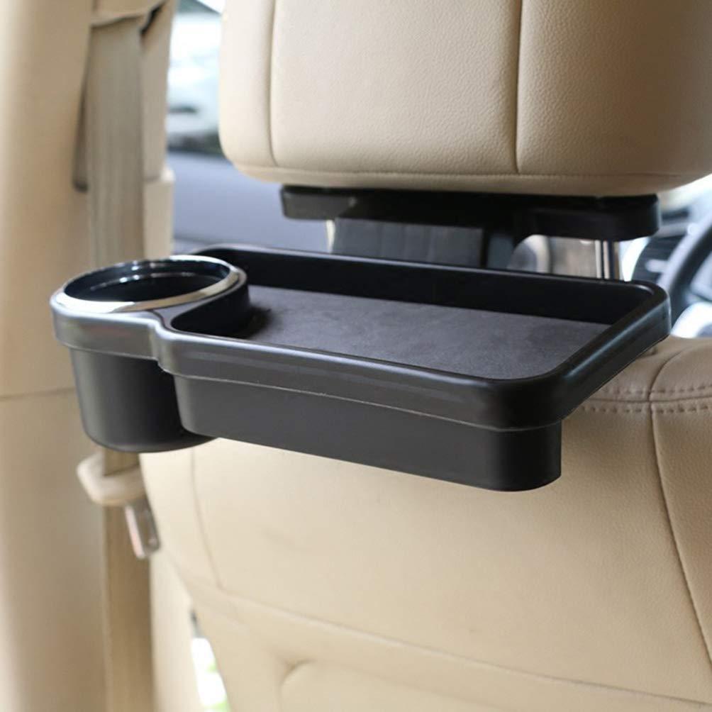 LIOOBO Auto Kopfst/ütze Handy Getr/änkeschale Organizer Multifunktionale Getr/änketasse Handplatte Sitz Kostenlos Faltbar Ihre H/ände