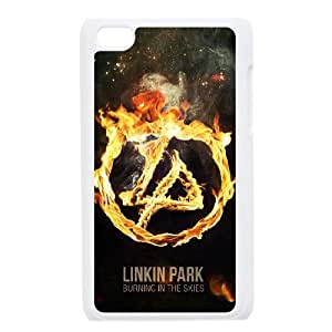 J-LV-F Phone Case Linkin Park,Customized Case For Ipod Touch 4