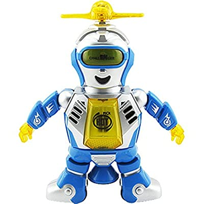 CHAKMEE Electric Dance Robbot