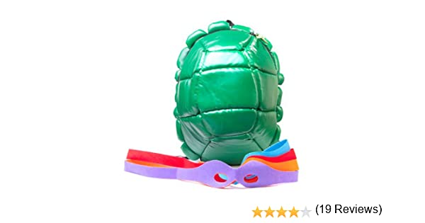 Teenage Mutant Ninja Turtles Mochila Shield (Verde)