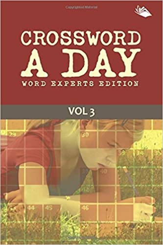 Crossword A Day Word Experts Edition Vol 3