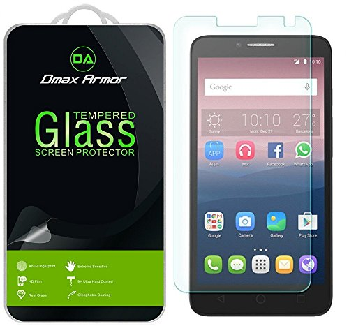 Tempered Glass For Alcatel Pop Touch 3 - 1