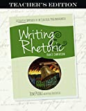Writing & Rhetoric: Book 8 Comparison, Teacher