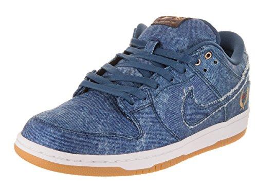 Low TRD Nike SB blau Utility Pack QS Dunk Blue Denim Z1ZPxEwq