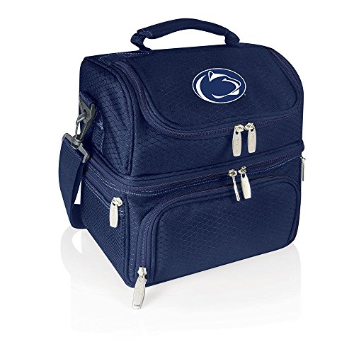 Lunch Lions Box (NCAA Penn State Nittany Lions Pranzo Insulated Lunch Tote, Navy)