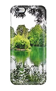 Alex D. Ulrich's Shop New Style Special Design Back Earth Pond Phone Case Cover For Iphone 6 Plus 6172373K43299364
