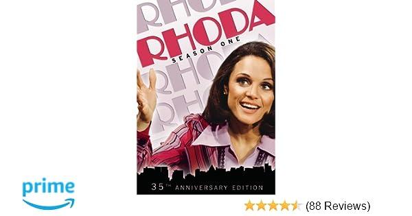 Amazoncom Rhoda Season 1 Valerie Harper David Groh