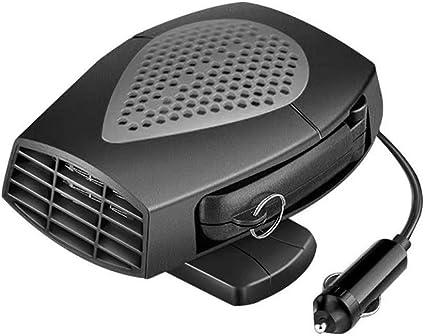 ZDY BOX Calentador de Ventilador de desempañador de Ventana de ...