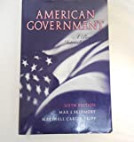 img - for American Government a Brief Introduction book / textbook / text book