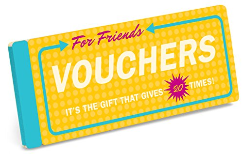 Knock Knock Vouchers for Friends -