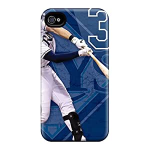 JasonPelletier Iphone 6 Shockproof Hard Cell-phone Cases Allow Personal Design Attractive Tampa Bay Rays Series [VFm10018uQGr]