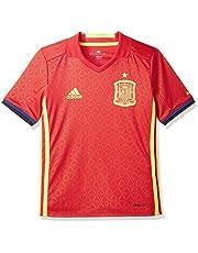 adidas Fußball/Heim-trikot UEFA Euro 2016 Spanien Replica jongens tricot