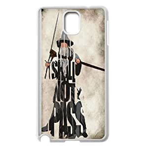 The Lord of The Rings Posters PC Hard Plastic phone Case Cover For Samsung Galaxy NOTE4 Case Cover JWH9127067