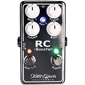 Xotic RC Booster-V2 Pedal