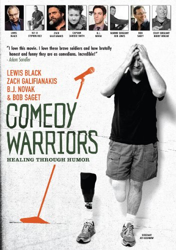 Comedy Warriors: Healing Through...