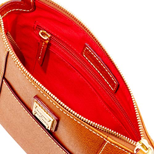Bag Natural Lexington Saffiano Crossbody Bourke amp; Dooney Shoulder wSBFYzq