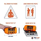 Life Tent Emergency Survival Shelter – 2 Person
