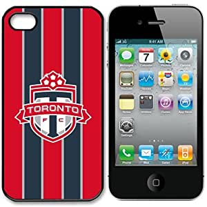 MLS Toronto FC Iphone 4 and 4s Case Cover
