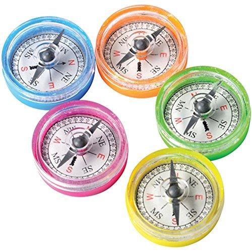 U.S. Toy VL92 Mini Compasses(36 Piece)