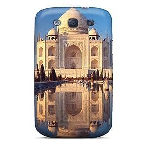 Galaxy S3 Case Cover Skin : Premium High Quality Taj Mahal Case