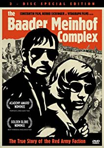 The Baader Meinhof Complex (Widescreen Edition)