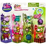 Littlest Pet Shop Teensies Arctic, Meadow, Jungle & Farm w/mystery LPS Teensies Pet