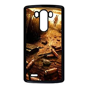 Far Cry 2 Game 7 LG G3 Cell Phone Case Black TPU Phone Case SY_781053
