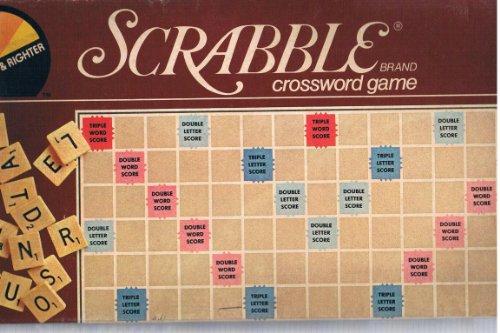 Scrabble Brand Crossword Game