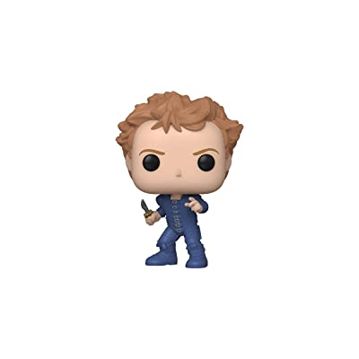Funko Pop! Movies: Dune Classic - Feyd with Battle Outfit, Multicolor: Toys & Games