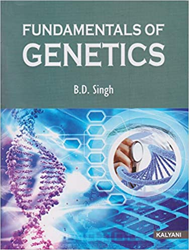 Bd Singh Genetics Ebook