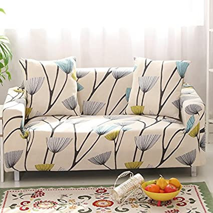 Amazon Com Yiwant Stretch Couch Covers Sofa Slipcovers Fitted