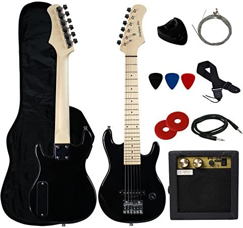 Stedman Electric Strings Accessory Kit Black