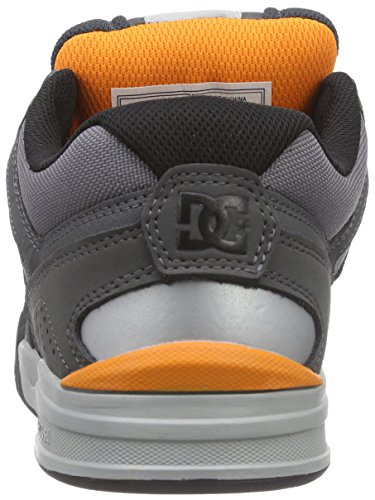 Shoe Grey Grey Uomo Grigio Sneaker Stag 2 DC Shoes Xssn Xssn Orange Grau M IqWvB