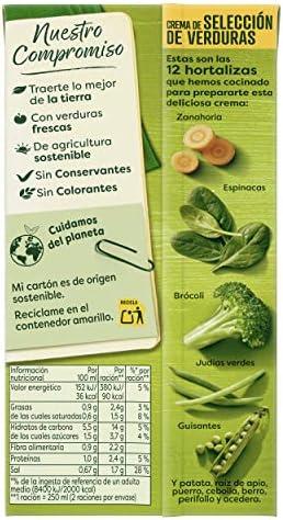 Knorr - Crema Verduras Mediterráneas 0.5 L
