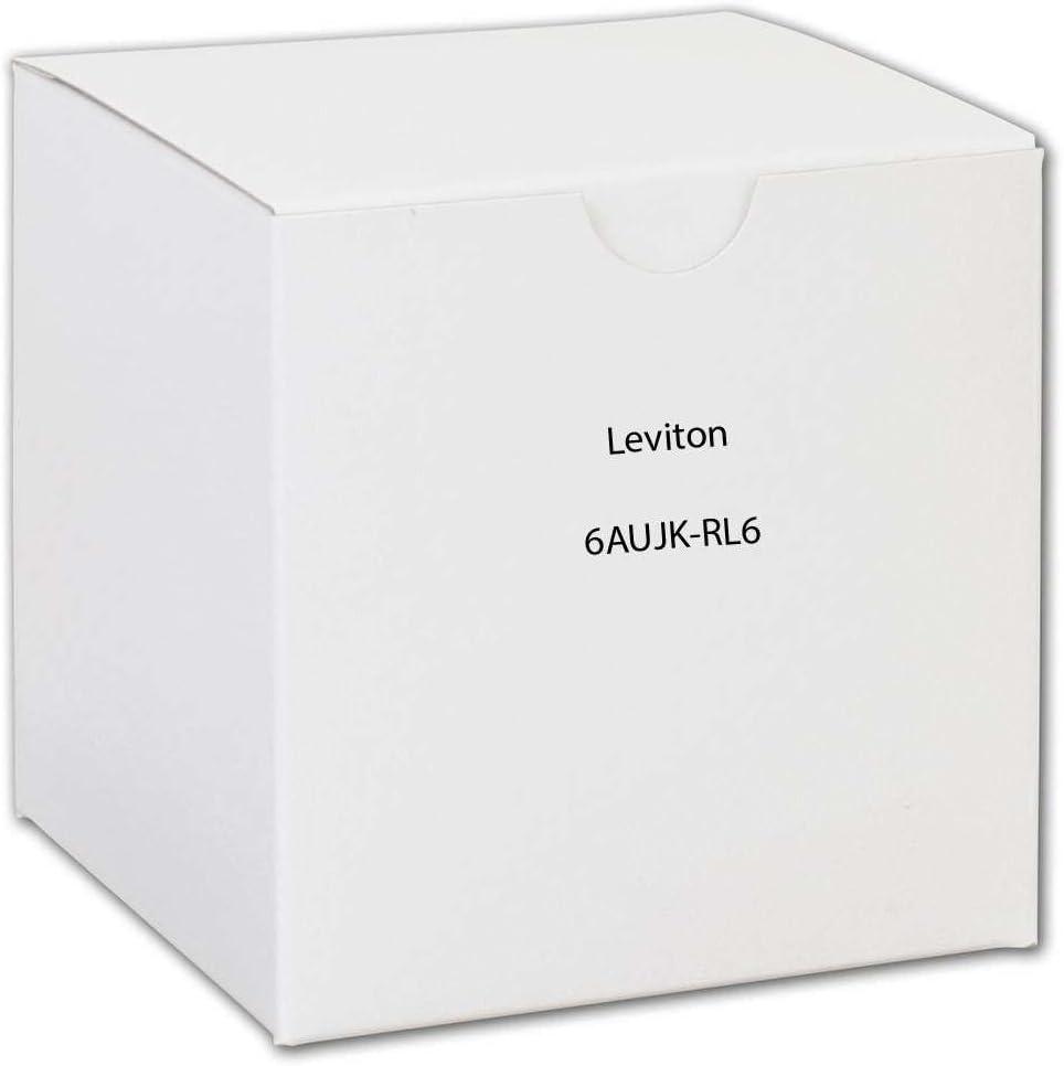 Leviton JACK AX1 C6A UTP BL