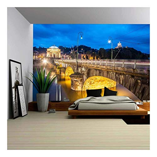 Bridge Vittorio Emanuele Turin Italy Wall Decor