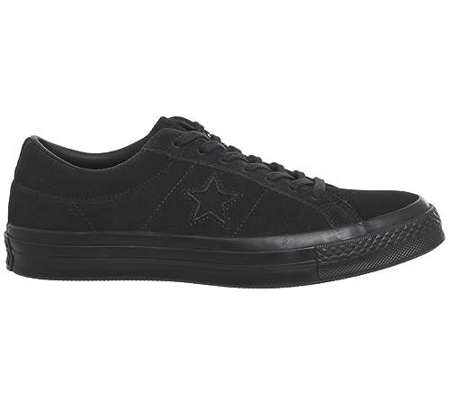 Converse Lifestyle One Star Ox Leather, Zapatillas de Deporte Unisex Adulto: Amazon.es: Zapatos y complementos