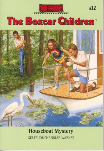Houseboat Mystery - Book #12 of the Boxcar Children