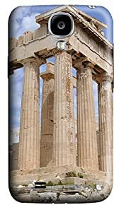 Samsung S4 Case Dilapidated Acropolis Athens Buildings 3D Custom Samsung S4 Case Cover