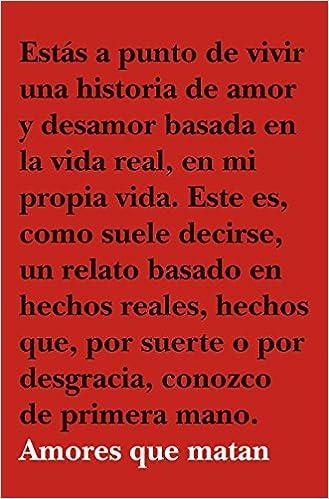 Amores que matan (AUTOAYUDA SUPERACION): Amazon.es: Isabela Simón Duarte: Libros