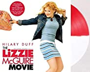 The Lizzie McGuire Movie - Exclusive Limited Edition Red & White Split Colored Vinyl LP (Only 4000 Copies