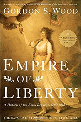 amazon empire of liberty a history of the early republic 1789