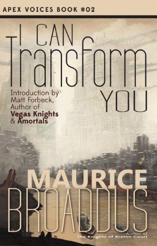 I Can Transform You (Apex Voices Book 2)